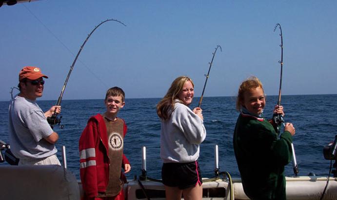 Maritime fishing charters milwaukee wisconsin for Milwaukee charter fishing